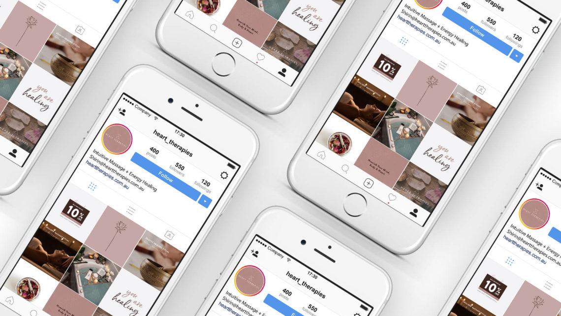 Social Media Feed Design